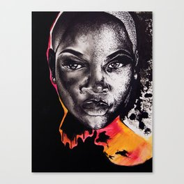 Shee  Canvas Print