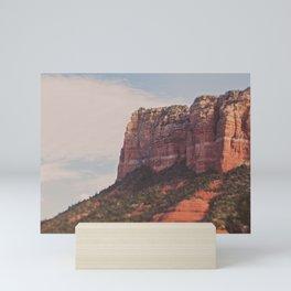 Sedona. Arizona Love Mini Art Print