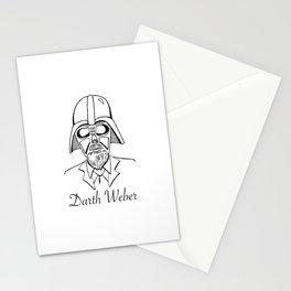 Darth Weber  Stationery Cards