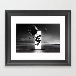 生まれ変わり   Reborn Framed Art Print