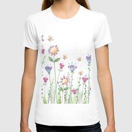Wildflower Whimsy T-shirt