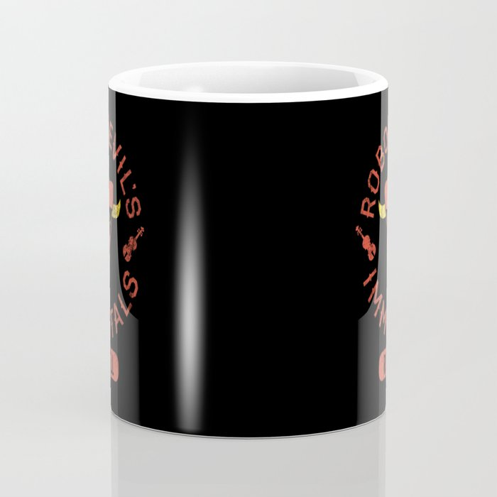 Bad Boy Club: Robot Devil's Immortals  Coffee Mug