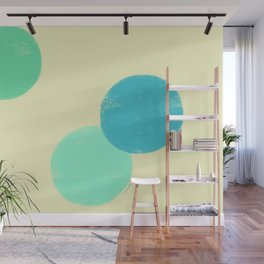 Let's Appreciate Our Shapes no.9 - modern minimalist art Wall Mural