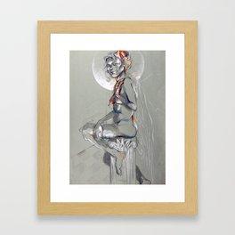 Pedestal Framed Art Print