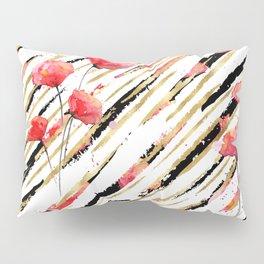 Poppy Pattern 06 Pillow Sham
