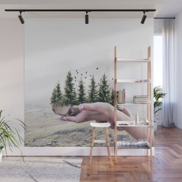 Save the Forest Wall Mural