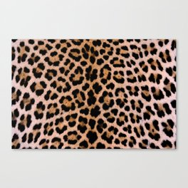 Cheetah Pattern Canvas Print