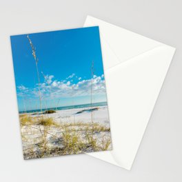 View From the Dune Stationery Cards