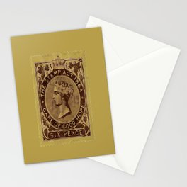 Tax Stamp 1864 - 019 Stationery Cards