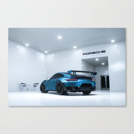 CGI - GT2 RS Canvas Print