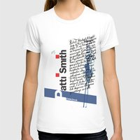 calligraphy T-shirts featuring Calligraphy 2 by omerfarukciftci