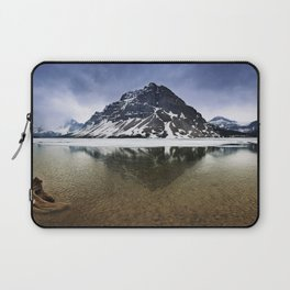 Crowfoot Mountain Laptop Sleeve
