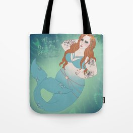 MerMunster Tote Bag