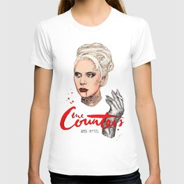 The Countess, Elizabeth T-shirt