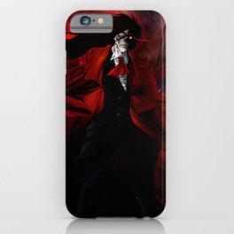 Hellsing Ultimate iPhone Case