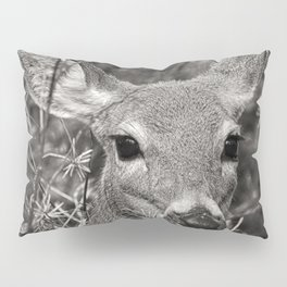 Hello Deer Pillow Sham
