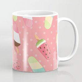 Ice cream 005 Coffee Mug