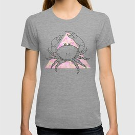 Tropic of cancer watercolor crab T-shirt