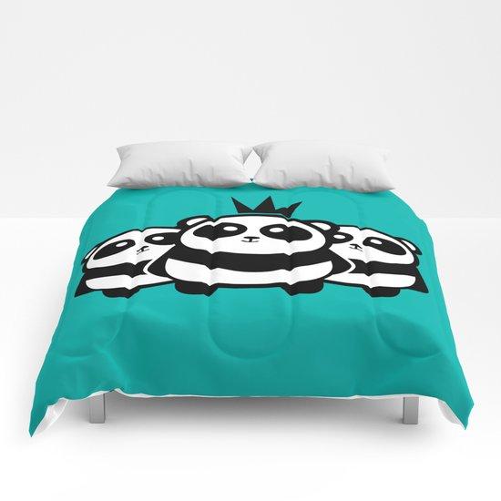 Panda Gang Comforters