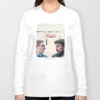fargo Long Sleeve T-shirts featuring Fargo tv serie by Magdalena Almero