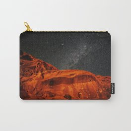 The Contrast Carry-All Pouch