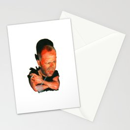 Bruce Willis Stationery Cards