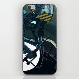 Maintenance  iPhone Skin