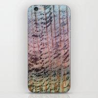 tigger iPhone & iPod Skins featuring Tigger Tigger  by Chelhsea Jefferson