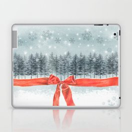 wintertrees Laptop & iPad Skin