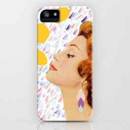 you say it's just a passing phase iPhone Case