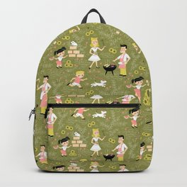 Summer Family Cookout Backpack
