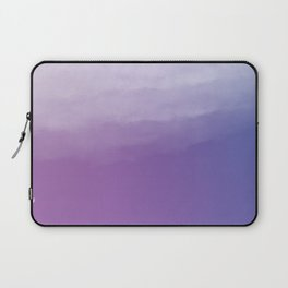 Watercolor (purple) Laptop Sleeve
