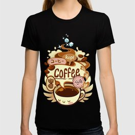 Bliss in a Cuppa T-shirt