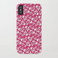 lace iPhone & iPod Cases featuring Lace by Mr & Mrs Quirynen