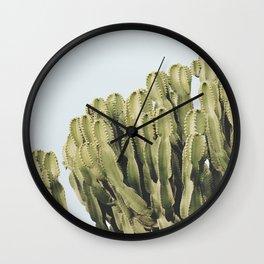 """Cactus"" Wall Clock"