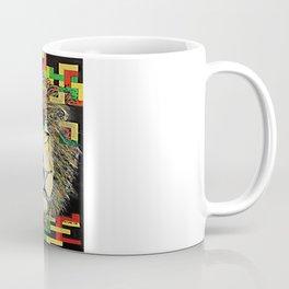 Lion In Zion Coffee Mug