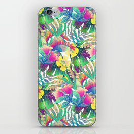 Tropical Jungle iPhone Skin