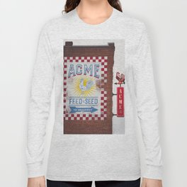 Acme Feed and Seed Nashville Tennessee Long Sleeve T-shirt