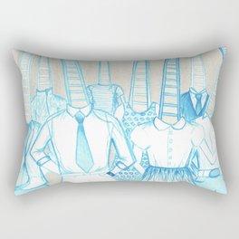 #53. CHRIS - The Ladderheads Rectangular Pillow