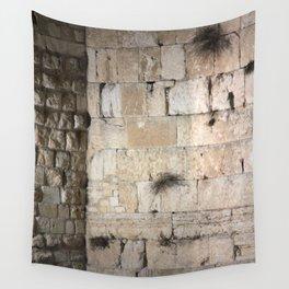 Jerusalem - The Western Wall - Kotel #3 Wall Tapestry
