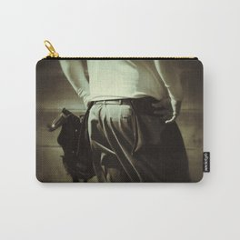 Vignette of an Umpire Carry-All Pouch