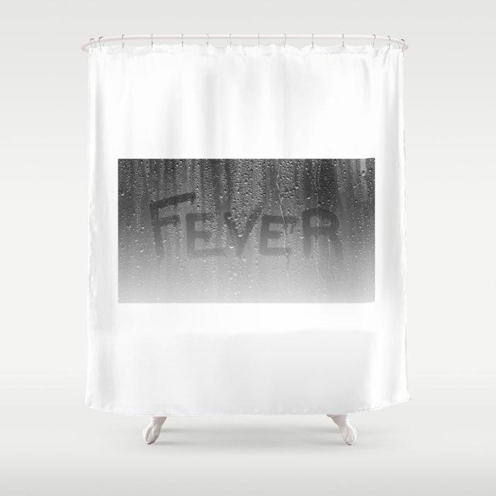 Fever Shower Curtain By Mairadelgado Society6