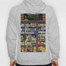 Pasta Land Hoody