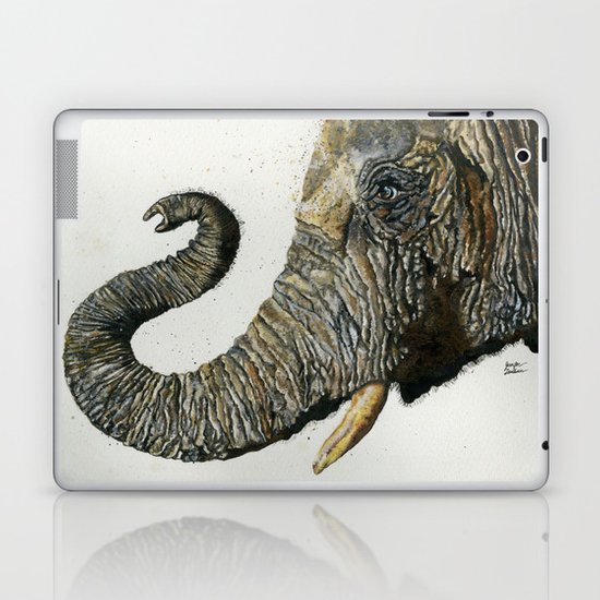Elephant Cyril Laptop & iPad Skin