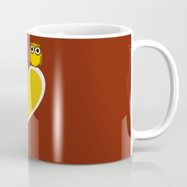Hoo? Me? Coffee Mug