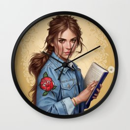 Belle Wall Clock