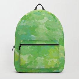 Color Splash: treetops Backpack