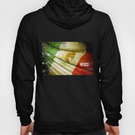 Flag of Mexico Hoody
