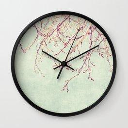 Chinese Spring Wall Clock