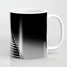 Bass Tracks Coffee Mug